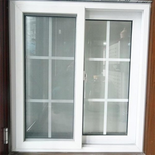 UPVC Grill Sliding Window At Rs 530 /square Feet