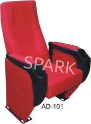 AD-101 Auditorium Push Back Chair