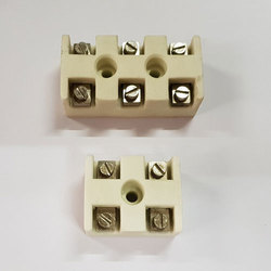 Open Type Ceramic Connector 30 Amp