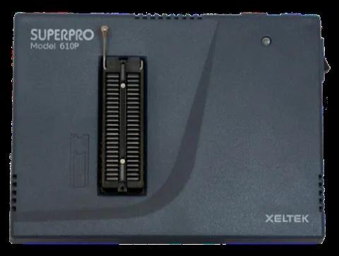 XELTEK Super Pro 610P Universal IC Programmer   ID: 4479409630