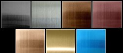Stainless Steel Designer Hairline Finish Sheet
