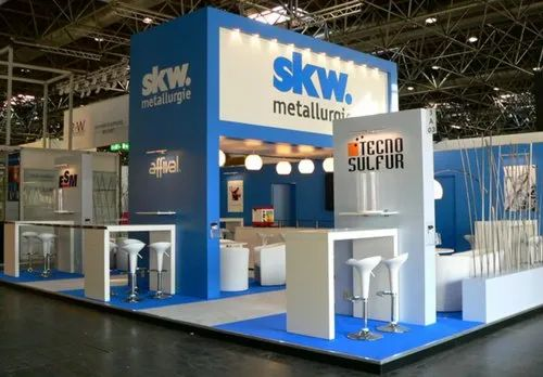 Custom Exhibition Stand Years : Custom exhibition stands maestro creations service provider in