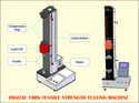 Fabrics Tensile Strength Testing Machine