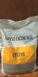 12 Months 60 Chryso Excem Mc, Packaging Type: Hdpe Bag, Packaging Size: 25 Kg