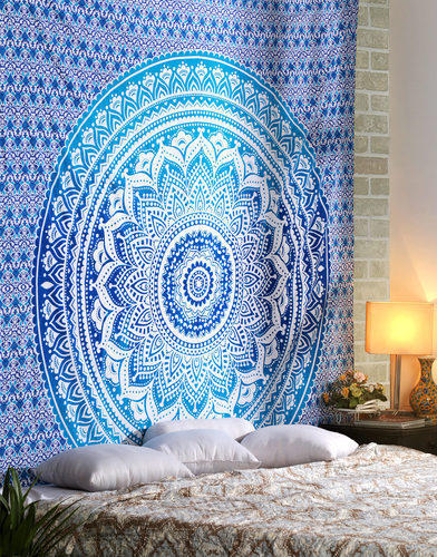 Mandala Printed Wall Decoration