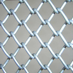 PVC Coated GI Chain Link Fencing