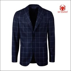 Mens Casual Blazer / Blue Blazer