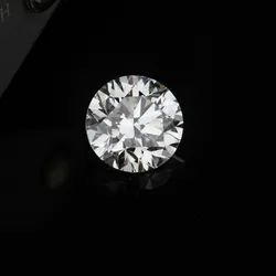CVD Diamond 1ct D SI1 Round Brilliant Cut  HRD Certified Stone