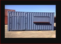 Cargo Portable Office Cabin