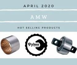 Pyken Amw Truck Spare Parts