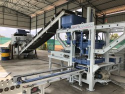 Aneco 10V Concrete Hollow Block Making Machine