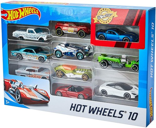 Avisa Global Hot Wheels Car Set Pack Of 10 For Personal Rs 300 Set Id 20861066512