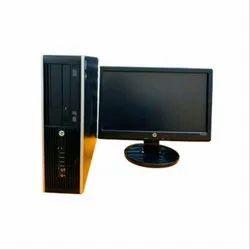 Windows HP Desktop Computer, Screen Size: 15 - 18 Inch, Hard Drive Capacity: 320 - 500 GB