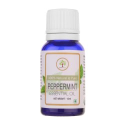 Green Magic Peppermint Oil (15ml)