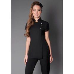 Spa uniform spa vardi latest price manufacturers for Spa uniform cotton