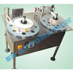 Label Roll Rewinder Machine