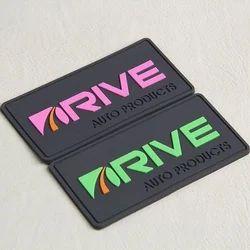 Rectangular PVC Stickers