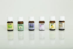 Auradecor Set Of 6 Pure 100% Undiluted Aromatheraphy Oils