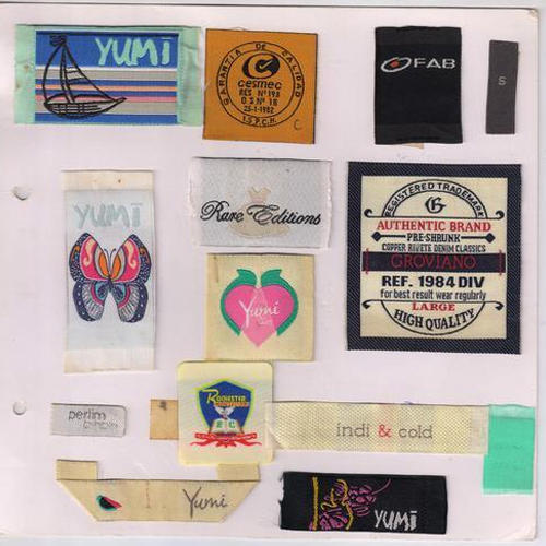 woven labels india garment label manufacturers near me