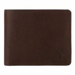 Woodland W 520 Brown Men's Leather Wallet