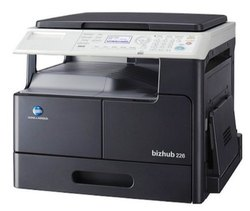 Konica Bizhub 205i Copier/printer/Network