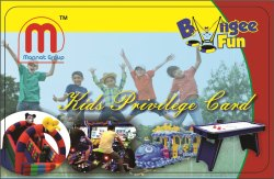 Promotional Privilege Card