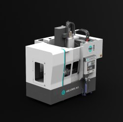 VMC 1000 CNC Vertical Machining Center Machine