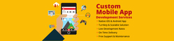 Custom Android Application Development Services