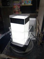 LED Inlit Nailpolish Display Stand