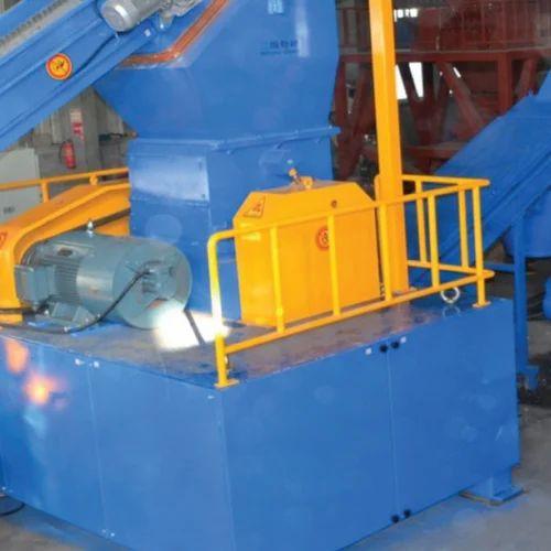Waste Radiator Separator Copper Aluminum Recycling Machine