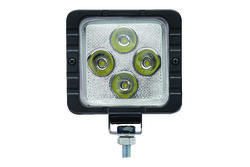 JCB Work Lamps Square Power LED