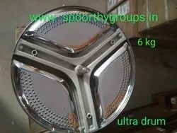 6kg Ultra Drum With Spider Bracket
