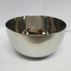 Stainless Steel Serving Bowl, Shape: Round