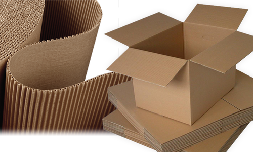 If You're Looking for Secure Packaging, Use A Corrugated Flute Board