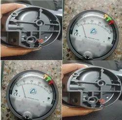 Aerosense Model ASGC-300PA Differential Pressure Gauge Range 150-0-150 PA