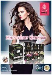 Hair Colour Shampoo Natural Black