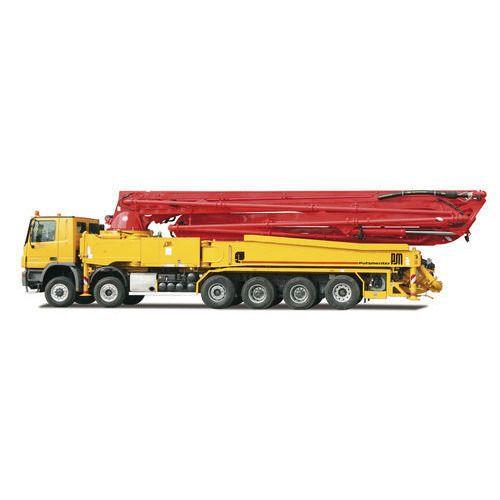 Boom Placer Concrete Pump, Capacity: 36 M | ID: 13823732888