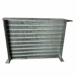 Sky Cooling Water Heating Coil