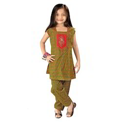 Sanganeri Cotton Salwar Suit 104A