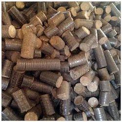 Wooden Sawdust Biofuel Briquettes