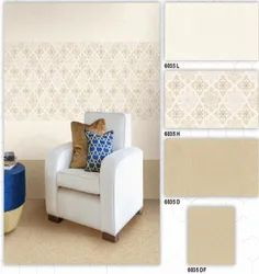 6035 (L, H, D, DF) Hexa Ceramic Digital Wall Tiles