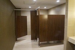 Toilet Partition Fabrication Service