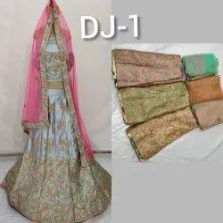 Designer Silk Lehenga