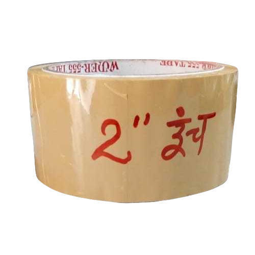 Brown Plain Carton Sealing BOPP Tape