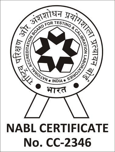 NABL Calibration Certification