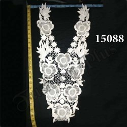 Flower Pattern Neck Laces
