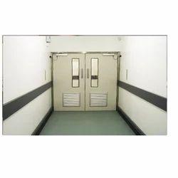 Hygienic Hinged GRP Doors
