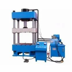Hydraulic Press Vibration Block Machine