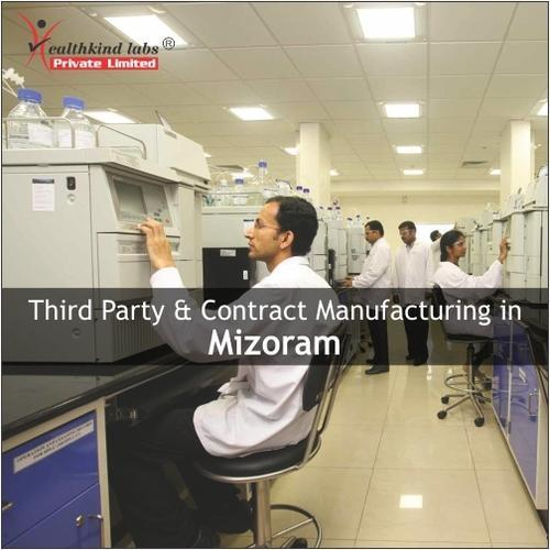 Pharmaceutical Third Party Manufacturing in Mizoram