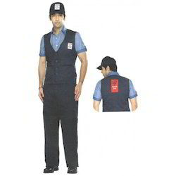Club HP Petrol Pump Fore Coat Manager Uniform